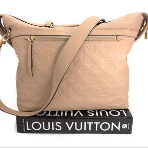 Louis Vuitton Monogram Empreinte Boetie Bag NWOT